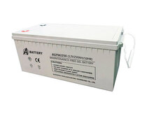 Аккумулятор A-Battery 6GFMJ250 (12V250AH/10HR)