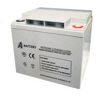 Аккумулятор A-Battery 6GFMJ40 (12V40AH/10HR)