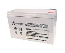 Аккумулятор A-Battery SSP12-7.2 (12V7.2AH/20HR)