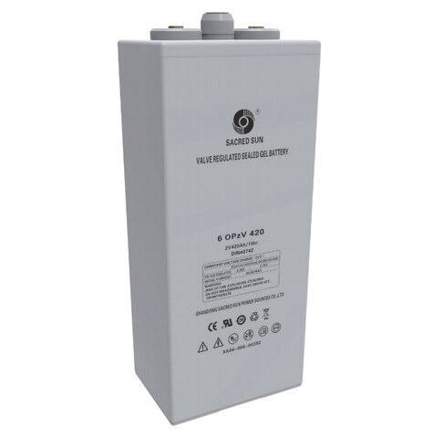 Аккумулятор Sacred Sun 6 OPzV 420 2V420Ah