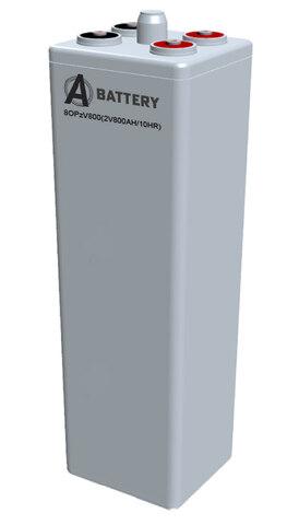 Аккумулятор A-Battery 8OPzV800 (2V800AH/10HR)