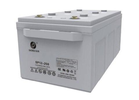 Аккумулятор Sacred Sun SP12-250 12В250Aч