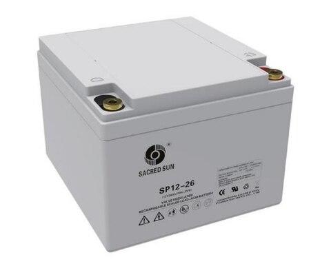 Аккумулятор Sacred Sun SP12-26(R) 12В26Aч