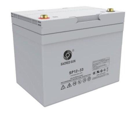 Аккумулятор Sacred Sun SP12-33 12В33Aч