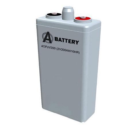 Аккумулятор A-Battery 4OPzV200 (2V200AH/10HR)