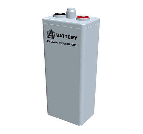 Аккумулятор A-Battery 6OPzV420 (2V420AH/10HR)
