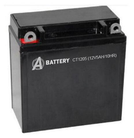 Аккумулятор A-Battery CT1205 (12V5AH/10HR)