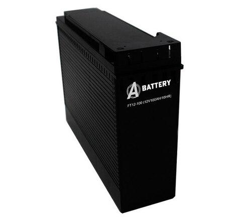 Аккумулятор A-Battery FT12-100 (12V100AH/10HR)