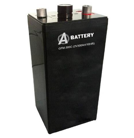 Аккумулятор A-Battery GFM-300C (2V300AH/10HR)