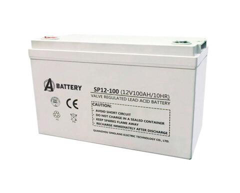 Аккумулятор A-Battery SP12-100 (12V100AH/10HR)