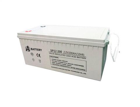 Аккумулятор A-Battery SP12-200 (12V200AH/10HR)