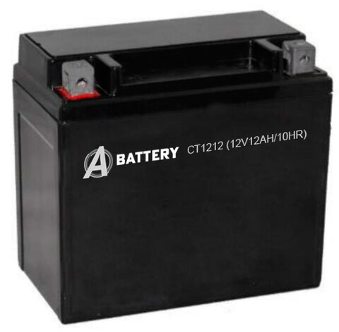 Аккумулятор A-Battery CT1212 (12V12AH/10HR)