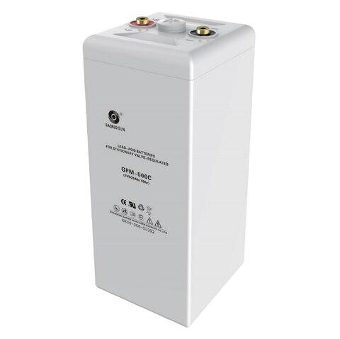 Аккумулятор Sacred Sun GFM-500C 2V500Ah