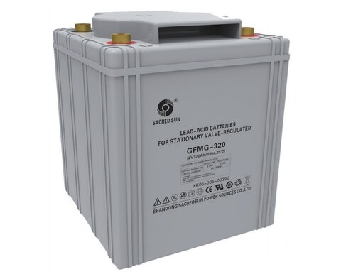 Аккумулятор Sacred Sun GFMG-320 2V320Ah