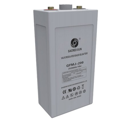 Аккумулятор Sacred Sun GFMJ-200 2V200Ah