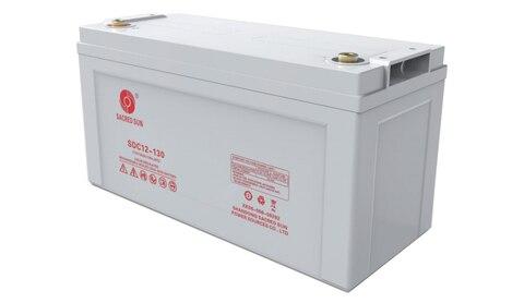 Аккумулятор Sacred Sun SDC12-130 12V130Ah