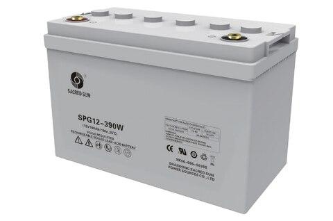 Аккумулятор Sacred Sun SPG12-390W 12V100Ah