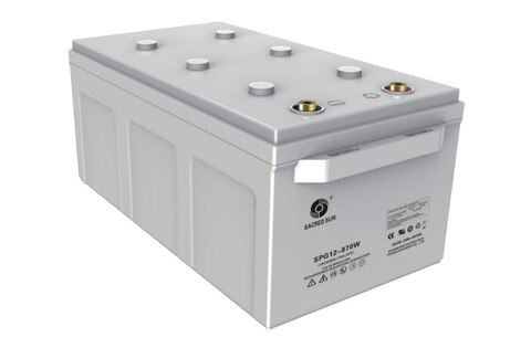 Аккумулятор Sacred Sun SPG12-870W 12V250Ah