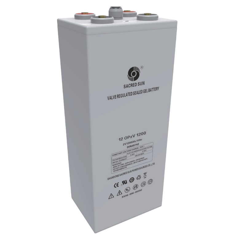 Аккумулятор Sacred Sun 12 OPzV 1200 2V1200Ah