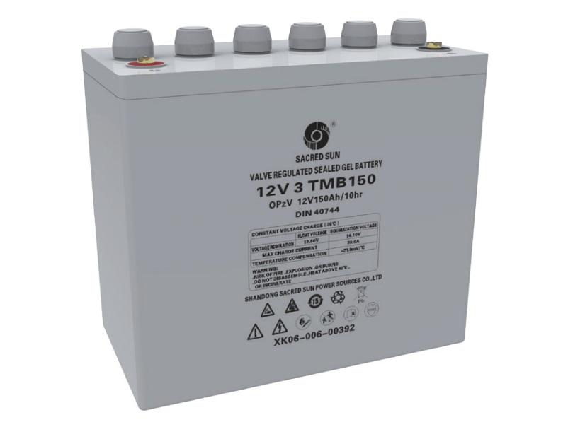 Аккумулятор Sacred Sun 12V 3 OPzV 150 12V150Ah