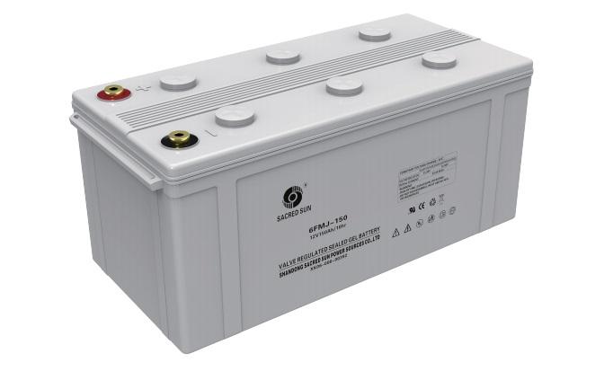 Аккумулятор Sacred Sun 6FMJ-150 12V150Ah