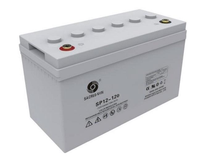 Аккумулятор Sacred Sun SP12-120 12В120Aч
