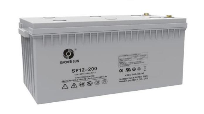 Аккумулятор Sacred Sun SP12-200 12В200Aч