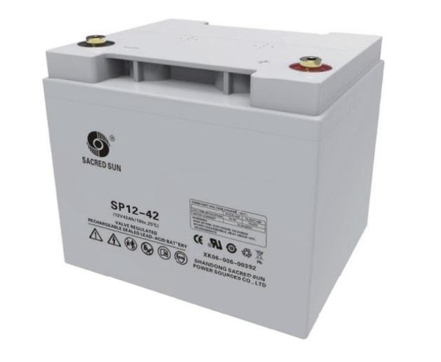 Аккумулятор Sacred Sun SP12-42 12В42Aч