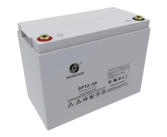 Аккумулятор Sacred Sun SP12-50 12В50Aч