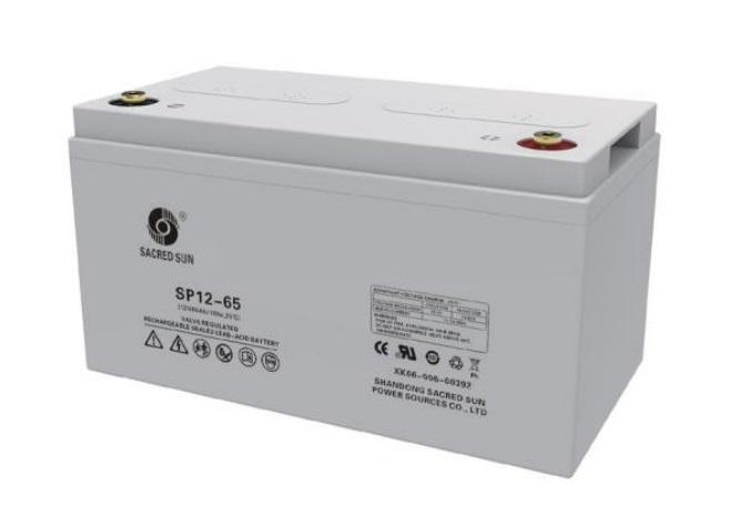Аккумулятор Sacred Sun SP12-65 12В65Aч