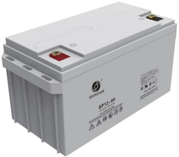 Аккумулятор Sacred Sun SP12-80 12В80Aч