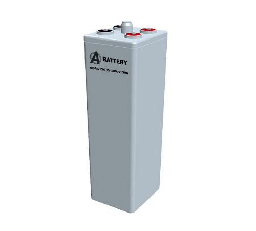 Аккумулятор A-Battery 10OPzV1000 (2V1000AH/10HR)