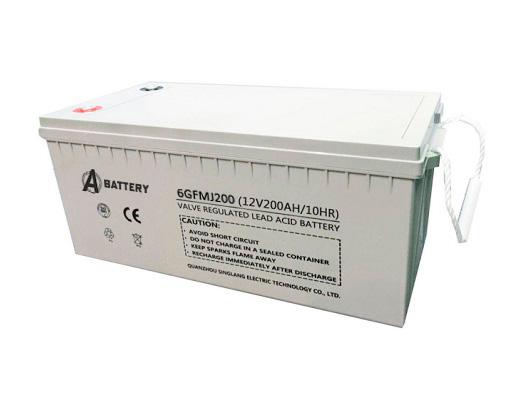 Аккумулятор A-Battery 6GFMJ200 (12V200AH/10HR)