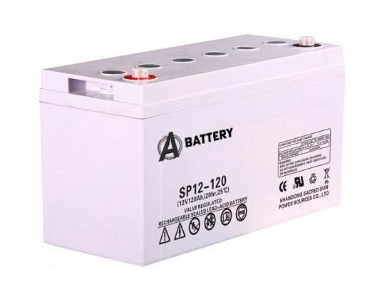 Аккумулятор A-Battery SP12-120 (12V120AH/10HR)