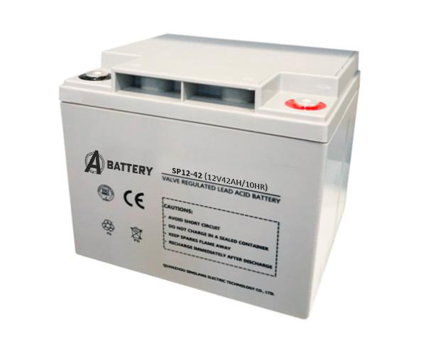 Аккумулятор A-Battery SP12-42 (12V42AH/10HR)