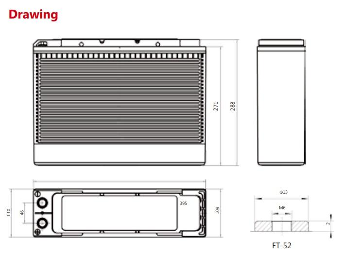 Аккумулятор Sacred Sun FAJ12-80B 12V80Ah