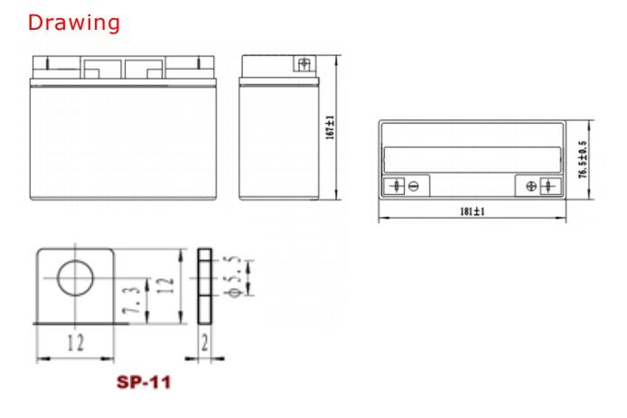 Аккумулятор Sacred Sun SP12-18 12V18Ah