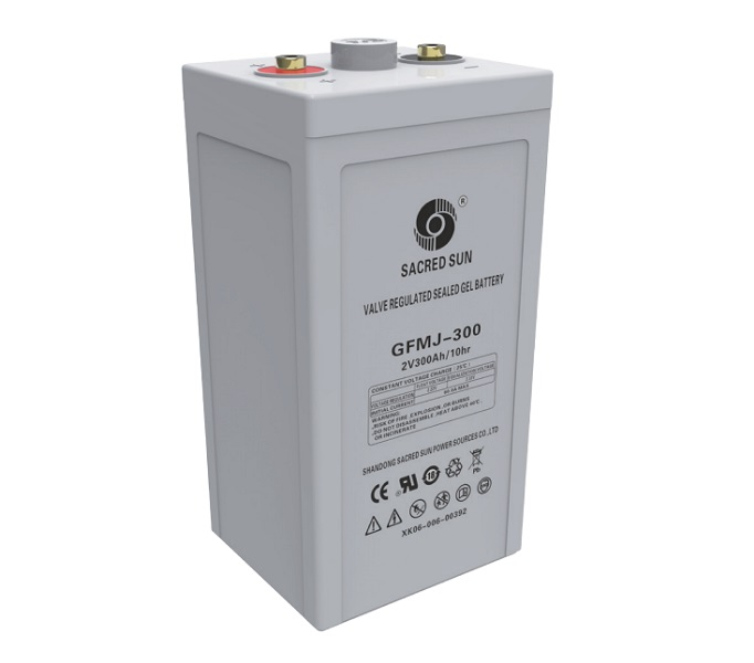 Аккумулятор Sacred Sun GFMJ-300 2V300Ah