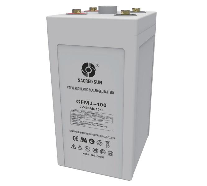 Аккумулятор Sacred Sun GFMJ-400 2V400Ah