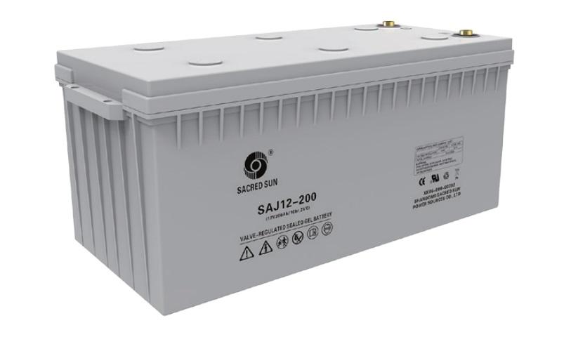 Аккумулятор Sacred Sun SAJ12-200 12V200Ah