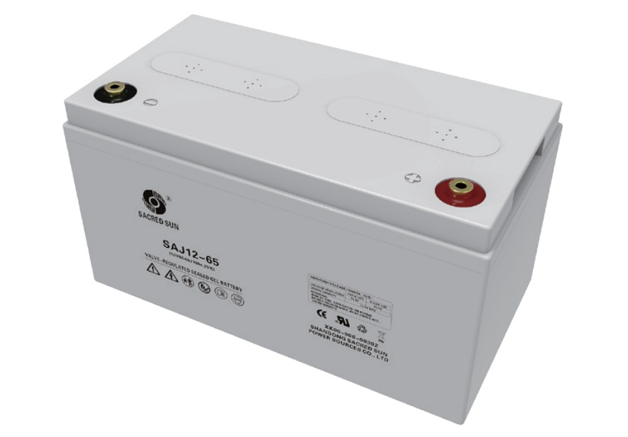 Аккумулятор Sacred Sun SAJ12-65 12V65Ah