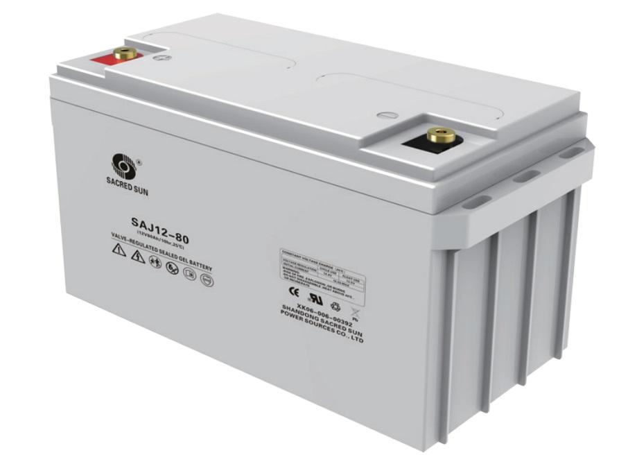 Аккумулятор Sacred Sun SAJ12-80 12V80Ah