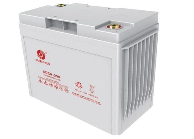 Аккумулятор Sacred Sun SDC6-290 6V290Ah