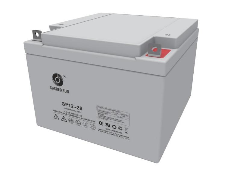 Аккумулятор Sacred Sun SP12-26(F) 12V26Ah
