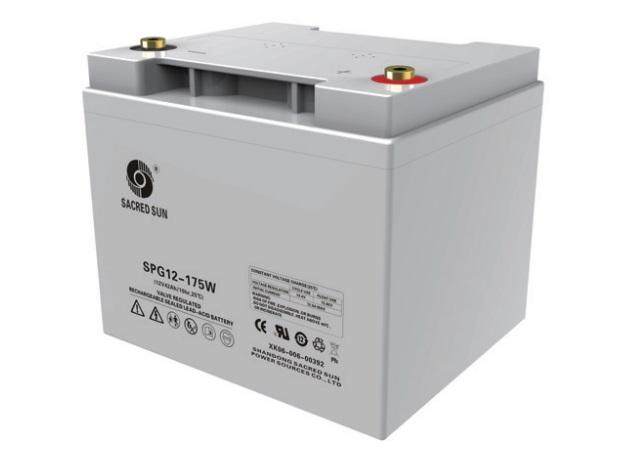 Аккумулятор Sacred Sun SPG12-175W 12V42Ah