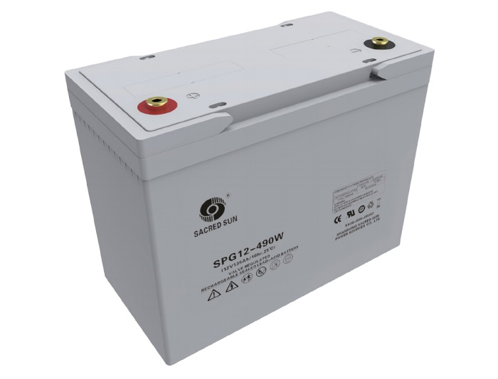 Аккумулятор Sacred Sun SPG12-490W 12V135Ah