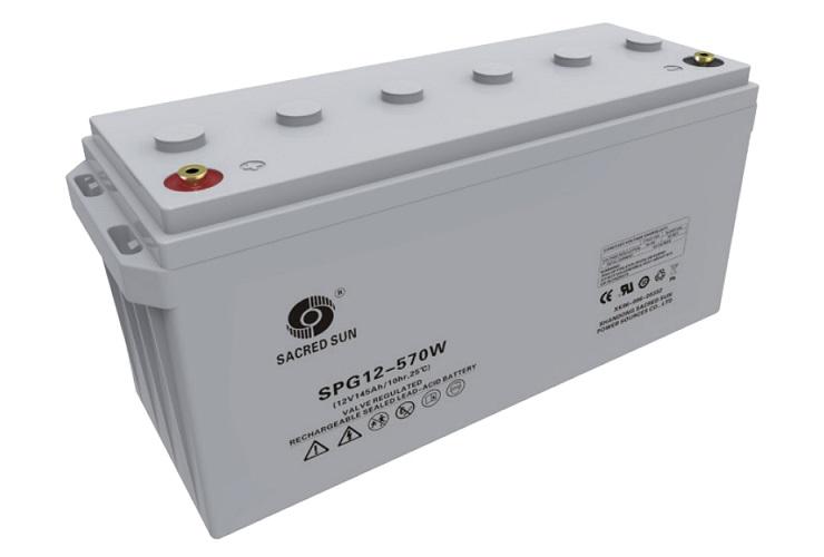 Аккумулятор Sacred Sun SPG12-570W 12V145Ah