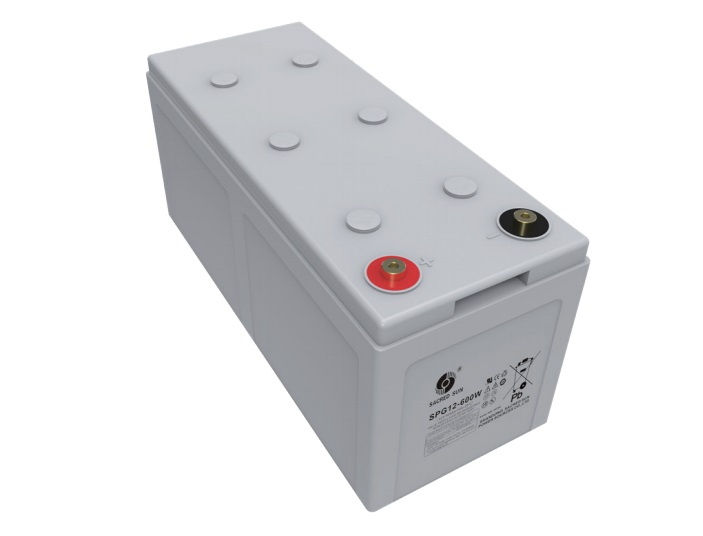 Аккумулятор Sacred Sun SPG12-600W 12V165Ah