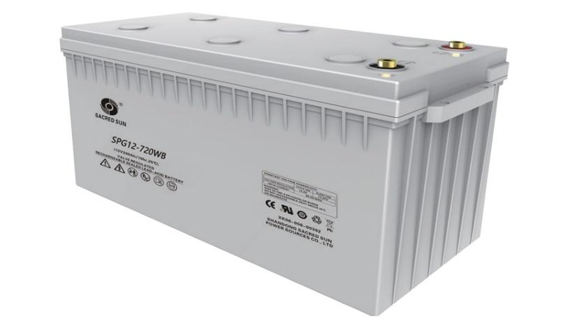 Аккумулятор Sacred Sun SPG12-720WB 12V200Ah