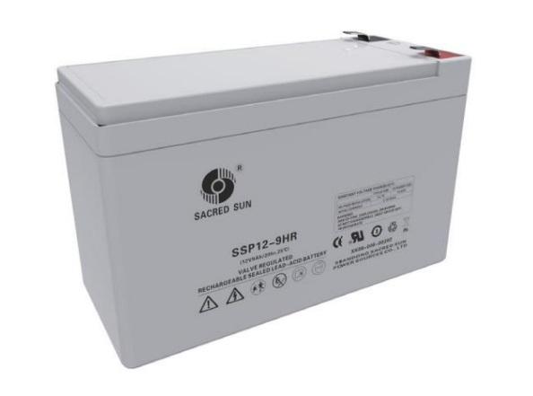 Аккумулятор Sacred Sun SSP12-9HR 12В 9Ah